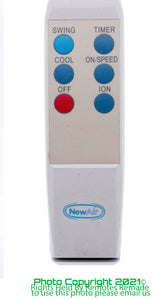 Official NewAir AC Remote Control ✔️