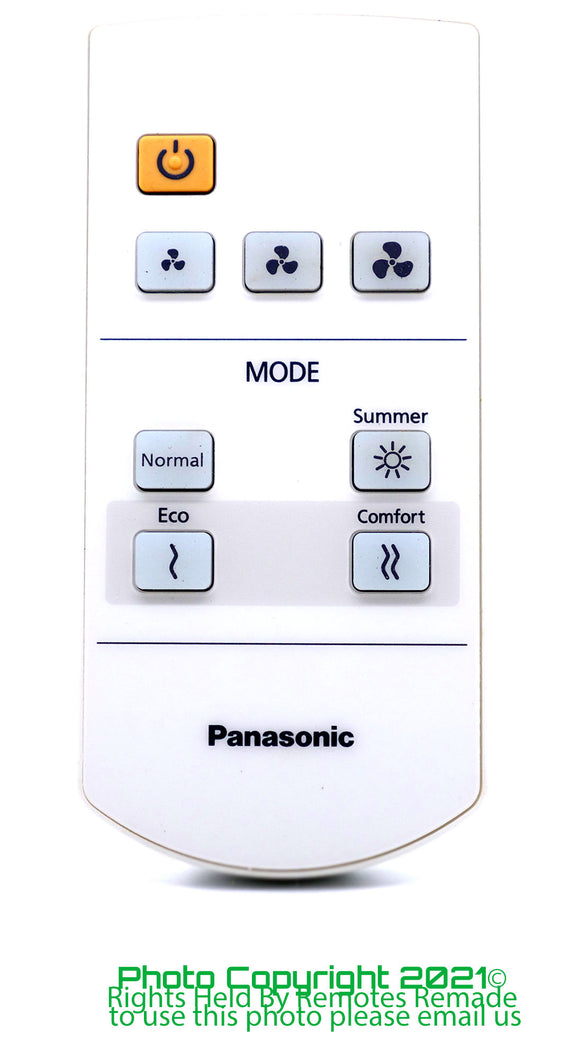AC Remotes For Panasonic AirCon Remote | Remotes Remade | nolcd, Panasonic