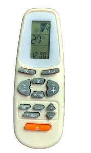 Heller ACH25 Air Conditioner Remote | Remotes Remade | Heller