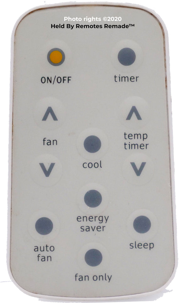Air Conditioner Remotes For Frigidaire AirCon Remote (RG15D)