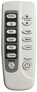 Air Conditioner Remote For Samsung: Model: DB93 | Remotes Remade | Samsung