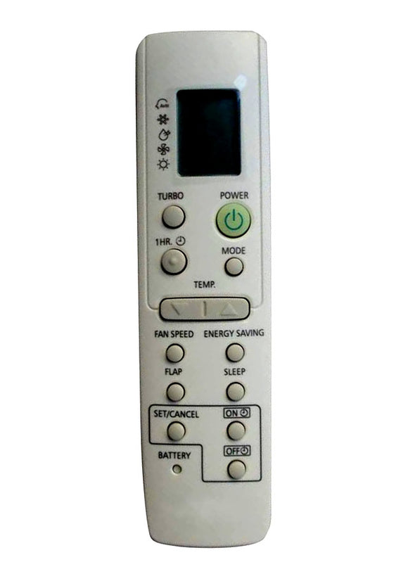 Air Conditioner Remote for Samsung Model: AQV