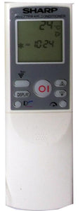 Sharp Air Conditioner Remote  A745JBEZ  for old Sharp Air Conditioners