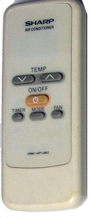 Brand new replacement Sharp AC Remote CMRC