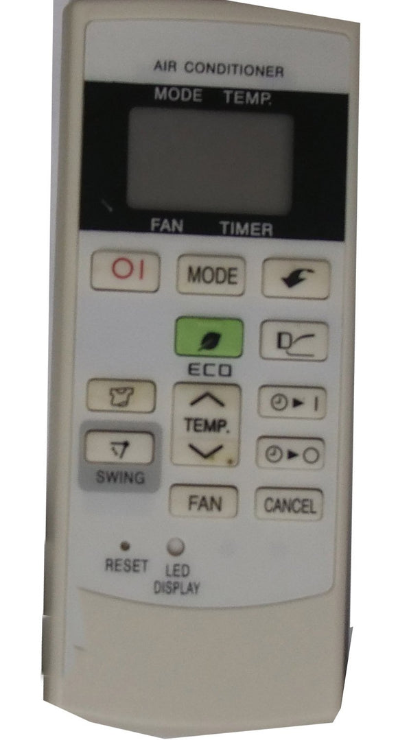 New Sharp Aircond Remote