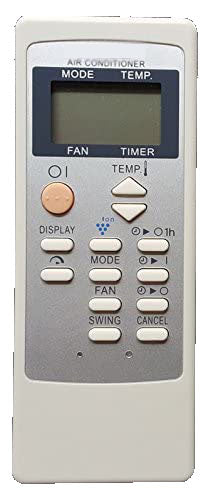 Air Conditioner Remote for Sharp Model: CV-P10RC