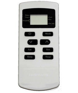 Replacement Remote for Frigidaire - Model: YX1F9