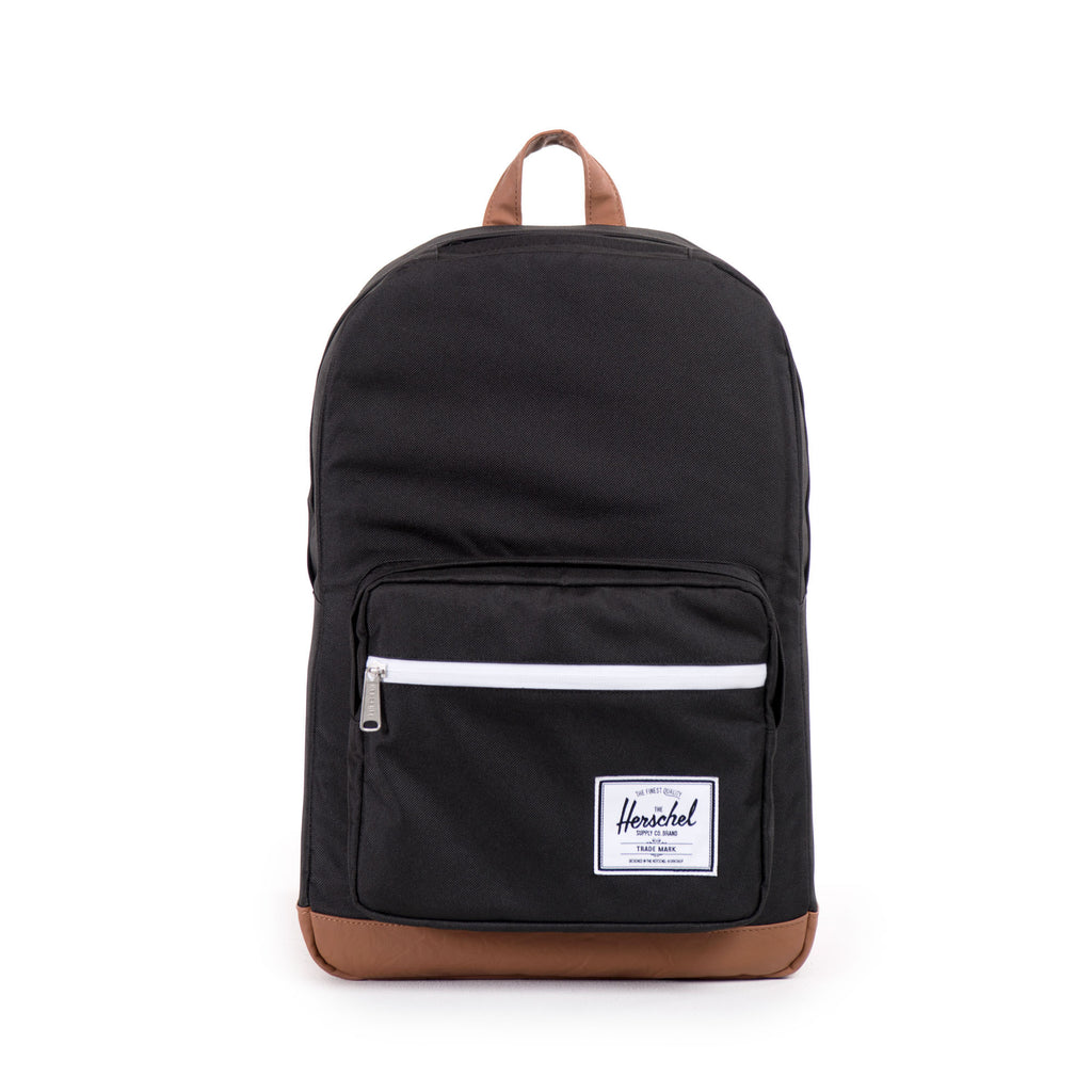 Herschel Supply Black Pop Quiz Backpack