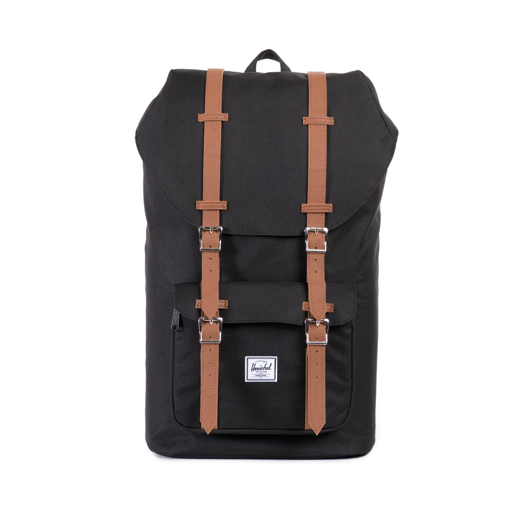 Herschel Supply Little America Black Backpack
