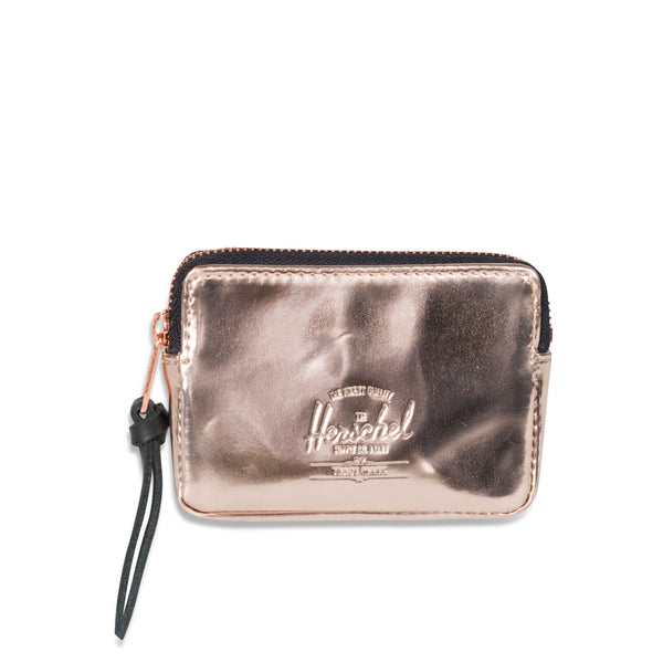 Herschel Supply Oxford Wallet Shiny Copper