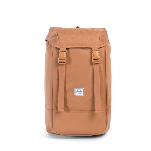 Herschel Supply Iona Backpack Quilted Caramel