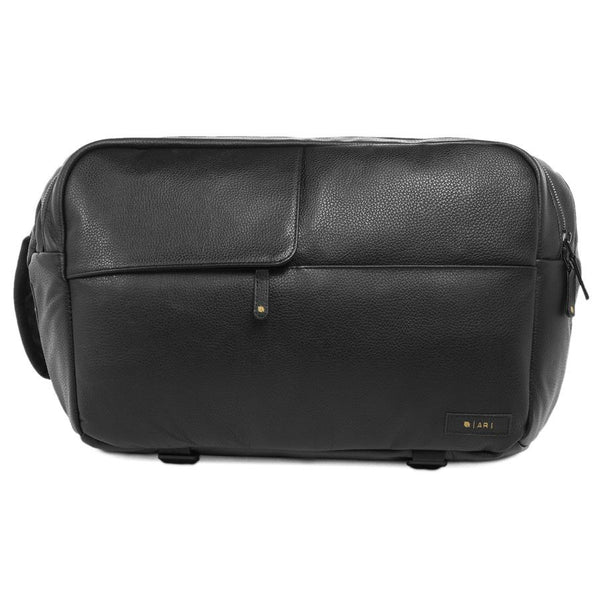Incase Ari Marcopoulos Black Leather DSLR Camera Bag