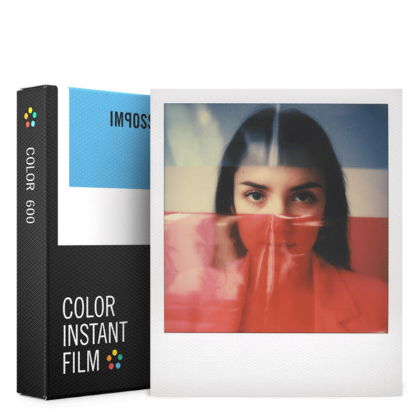 Color Film for 600 Cameras
