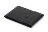 Bellroy Coin Fold Black Leather Wallet