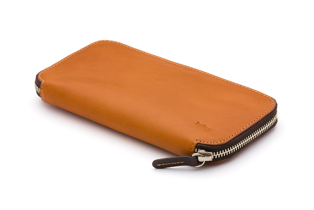 Bellroy Carry Out Caramel Wallet