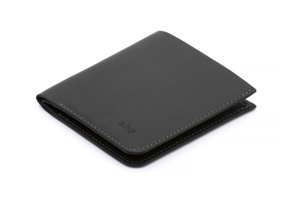 Bellroy High Line Black Leather Wallet