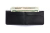 Bellroy Low Down Black Leather Wallet