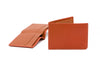 Bellroy Low Down Tamarillo Brown Leather Wallet