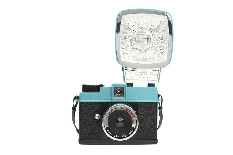 lomo diana mini camera flash