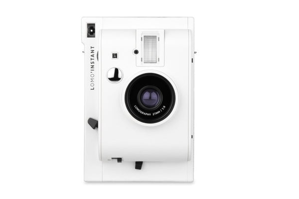 Lomo'Instant White Edition Camera