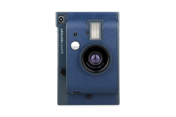 Lomo'Instant Reykjavik Edition Camera Splitzer and 3 Lenses