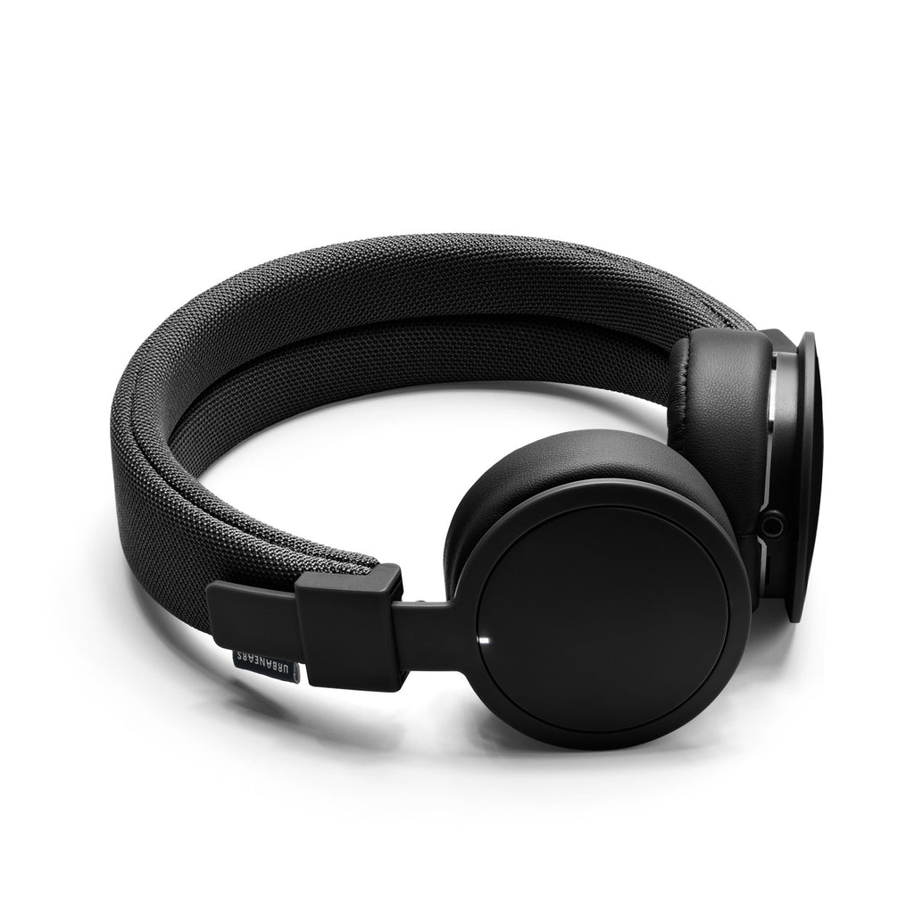 Urbanears Plattan ADV Wireless Black Headphones