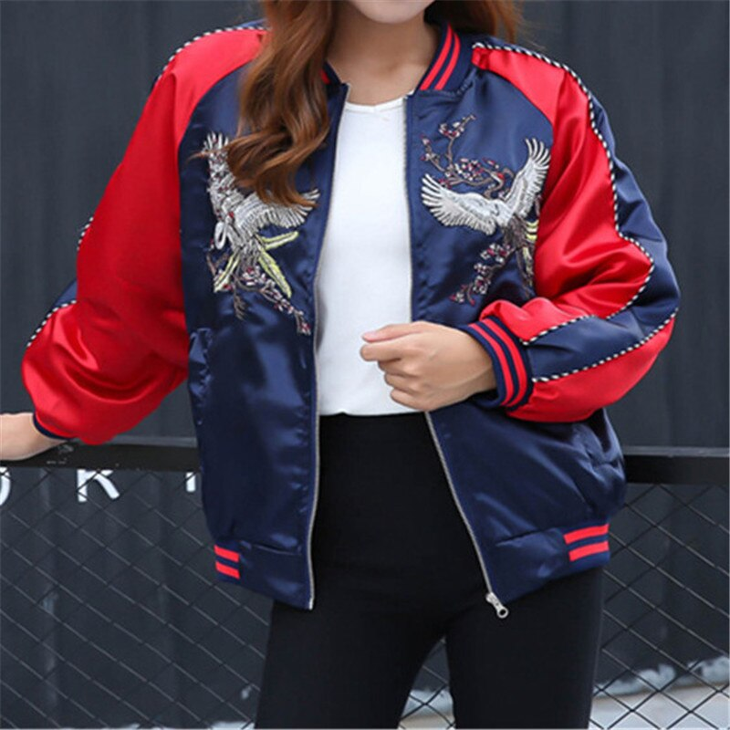 BF Friend Style Vintage Embroidery Jacket