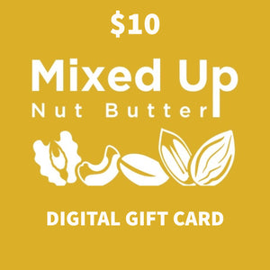 Mixed Up Nut Butter Gift Card