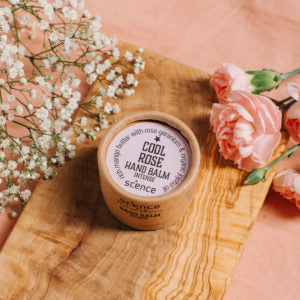 Scence Hand Balm - Cool Rose