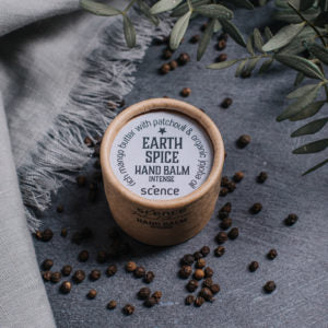 Scence Hand Balm - Earth Spice