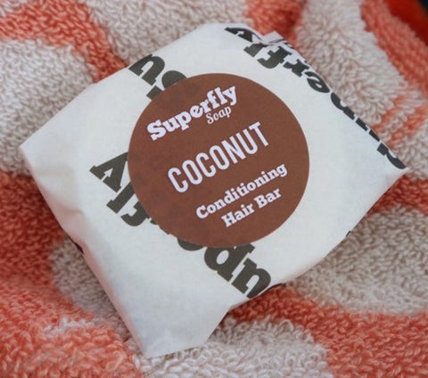 Superfly Soap Coconut Conditioner Bar