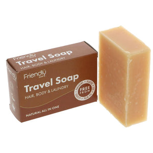 Travel Friendly Soap