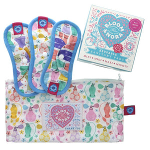 Noras Mini Reusable Sanitary Towels