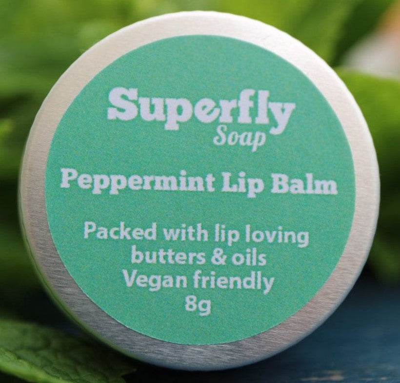 Superfly Lip Balm Peppermint
