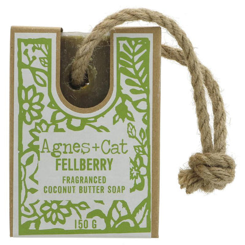 Soap on a Rope - Fellberry