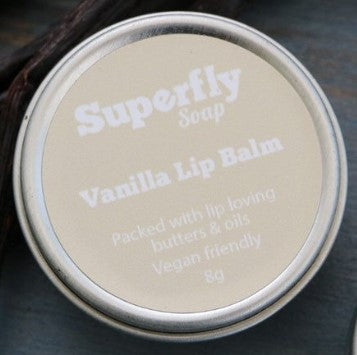 Superfly Lip Balm Vanilla