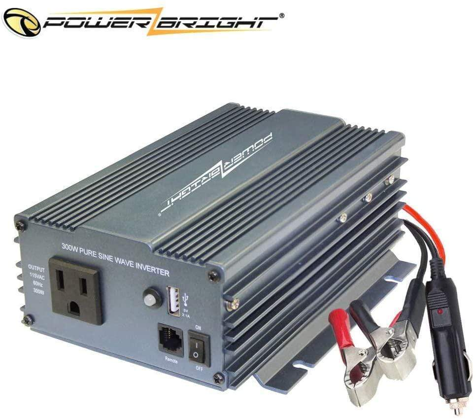 PowerBright Pure Sine Power Inverter 300 Watt main image