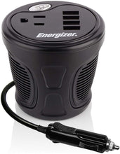 Load image into Gallery viewer, Energizer 150 Watt Cup Inverter main image