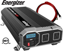 Load image into Gallery viewer, ENERGIZER 2000 Watt 12V Power Inverter main image