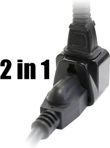 Krieger Plug Adapters 2-in-1 product image