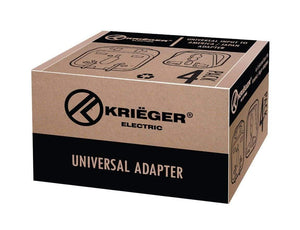 Krieger KR-UKB4 image of box