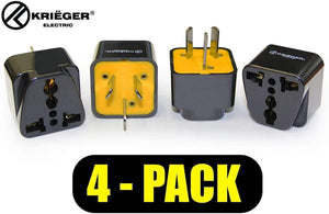 Krieger Plug Adapters Type I main image