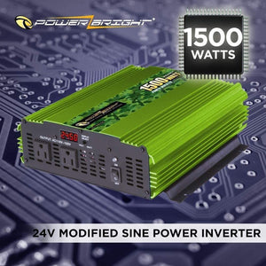 ML1500 Power Bright 1500 Watt 24V Power Inverter product image