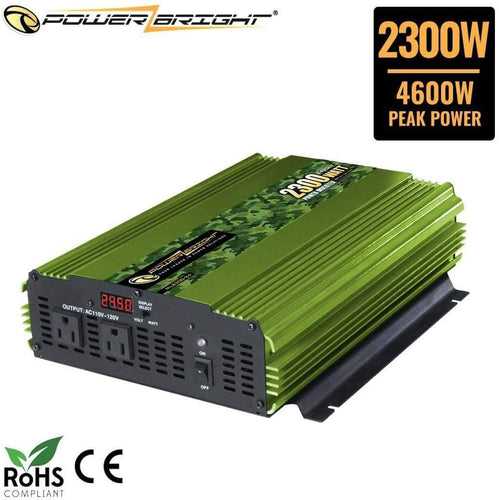 ML2300 Power Bright 2300 Watt 24V Power Inverter main image