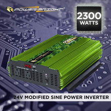 Load image into Gallery viewer, ML2300 Power Bright 2300 Watt 24V Power Inverter product image