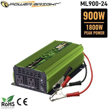 Load image into Gallery viewer, ML900 Power Bright 900 Watt 24V Power Inverter main image