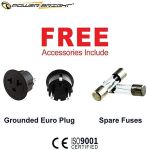 VC2000W PowerBright 2000 Watts image of free accessories