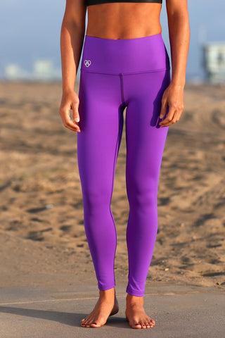 Honolulu Legging - PURPLE