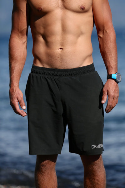 Mens Active Short - Black