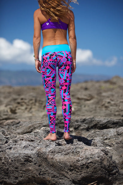 Aztec YOGA Legging